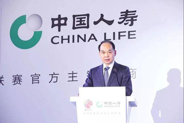 中国人寿&CBA合作回顾暨系列产品